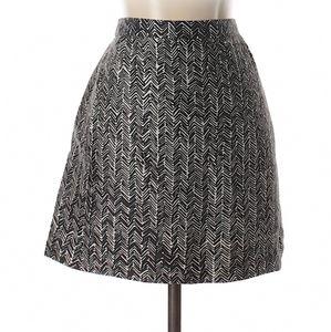 Balenciaga Silk Skirt size 40